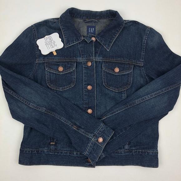 GAP Jackets & Blazers - GAP Denim Jean Jacket